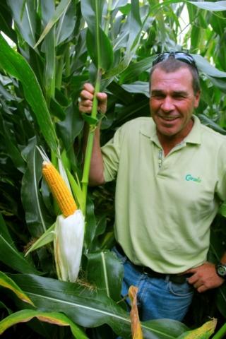 Customer Testimonial- Sweet Corn Farmer.