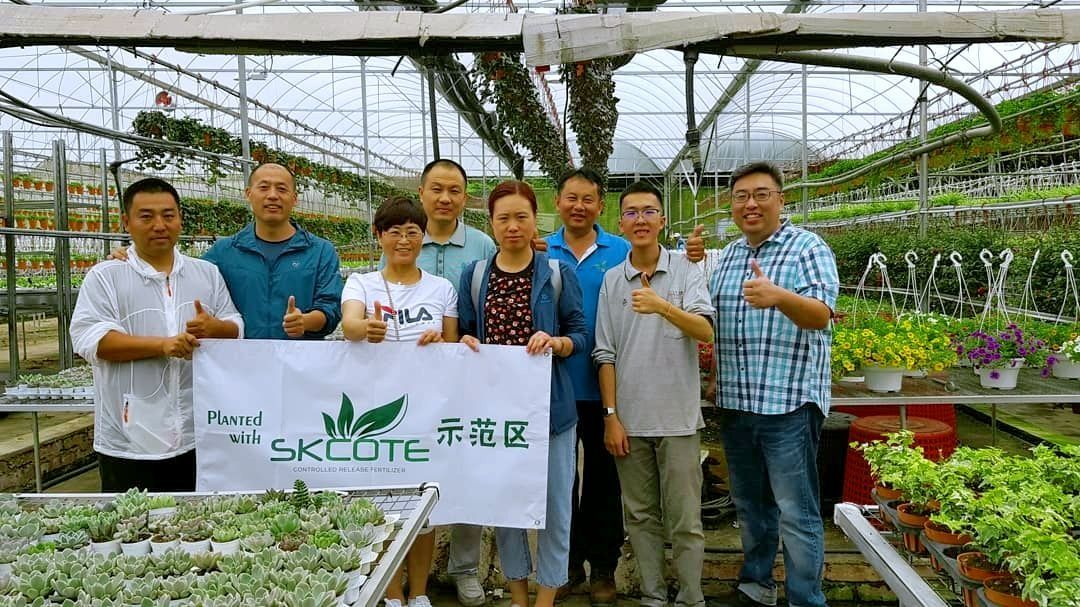 SK Specialties Sdn Bhd-Customer Testimonial- Horticulture